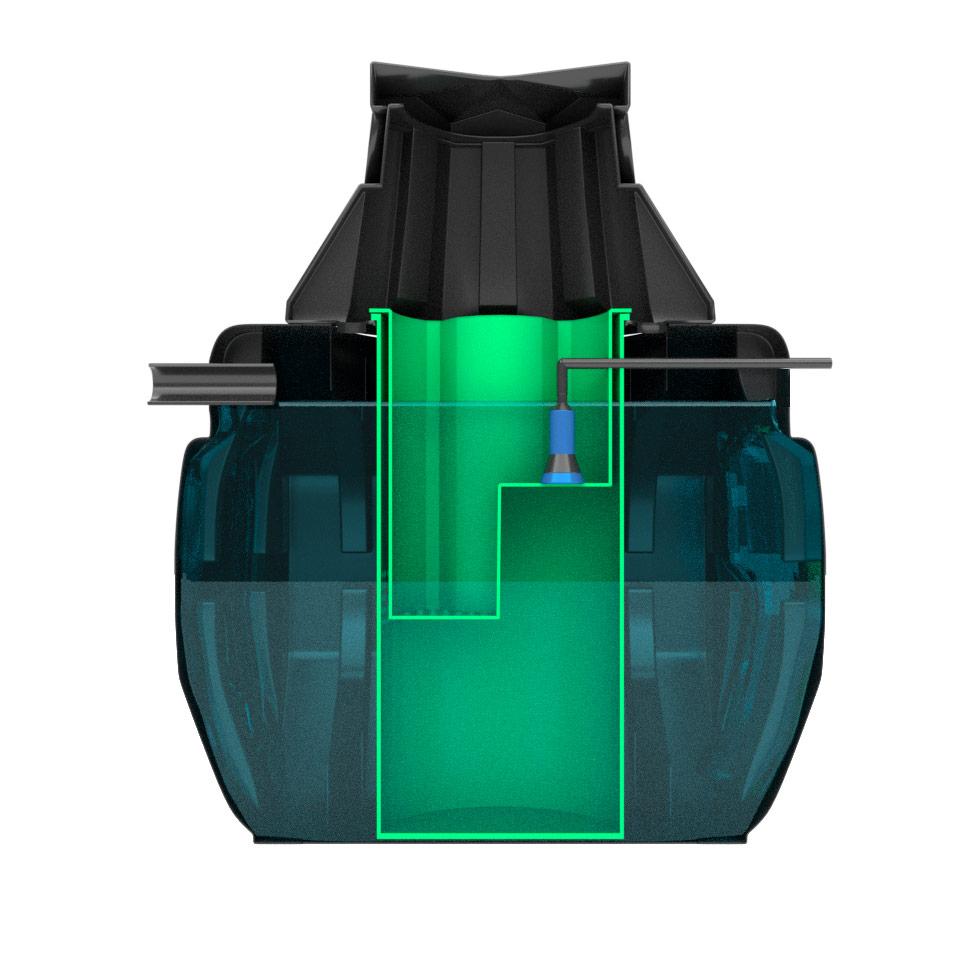 Септик Биофор 2.5 Экстра