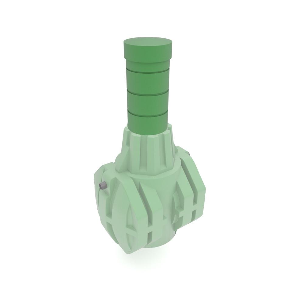 Удлинитель горловины септиков 2.5 и 3.0